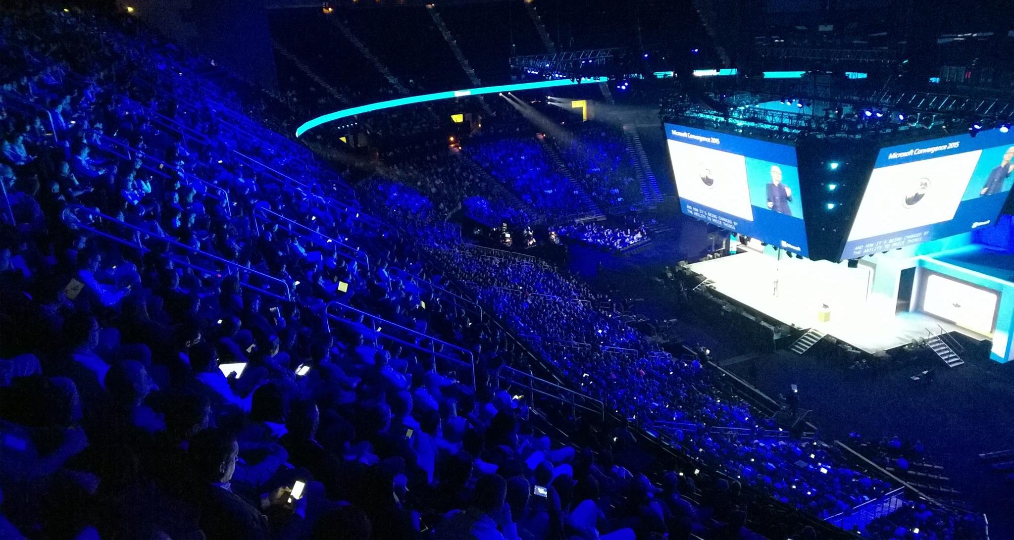 Компания OntargIT приняла участие в конференции Microsoft Dynamics Convergence 2015