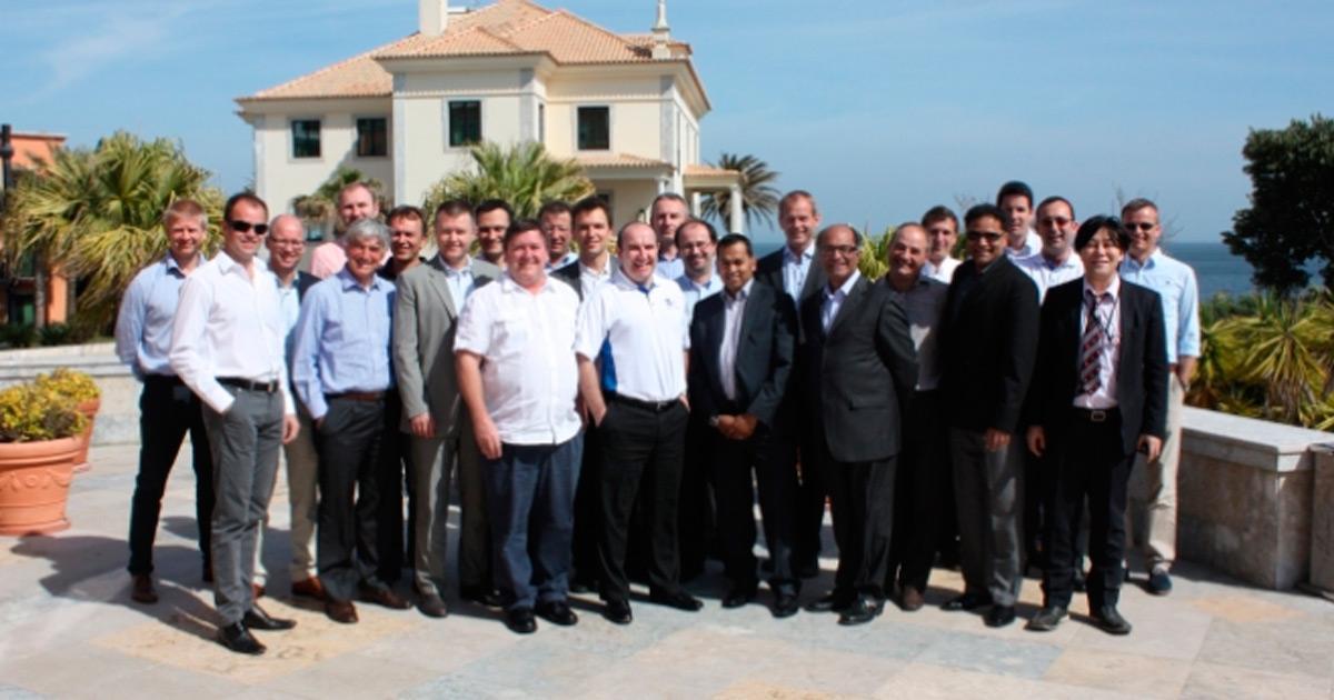 Конференция AxPact CEO 2013 в Португалии