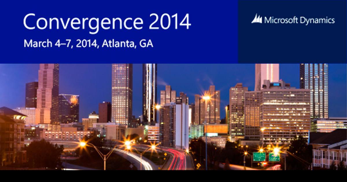 Convergence 2014