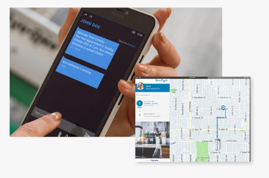 microsoft maps mobile
