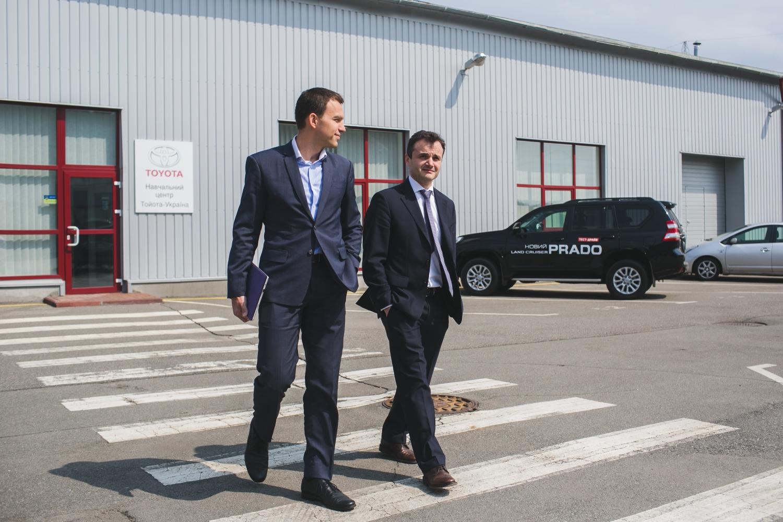 Toyota partners | OntargIT