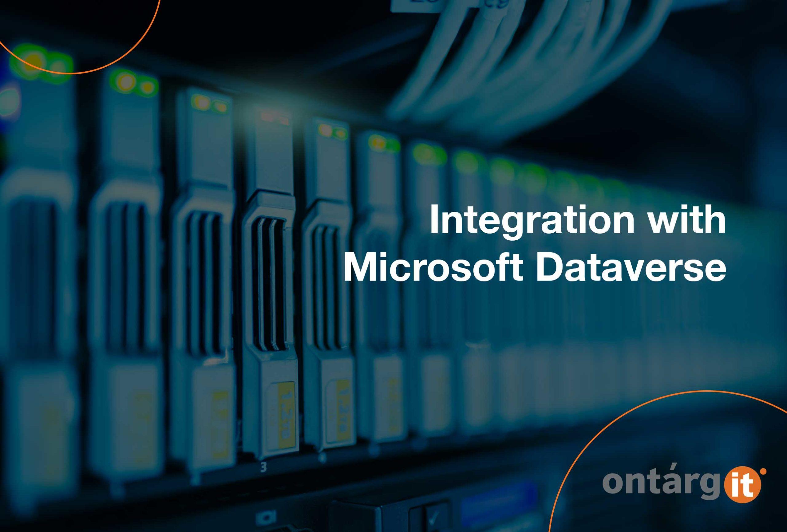 Integration-with-Microsoft-Dataverse