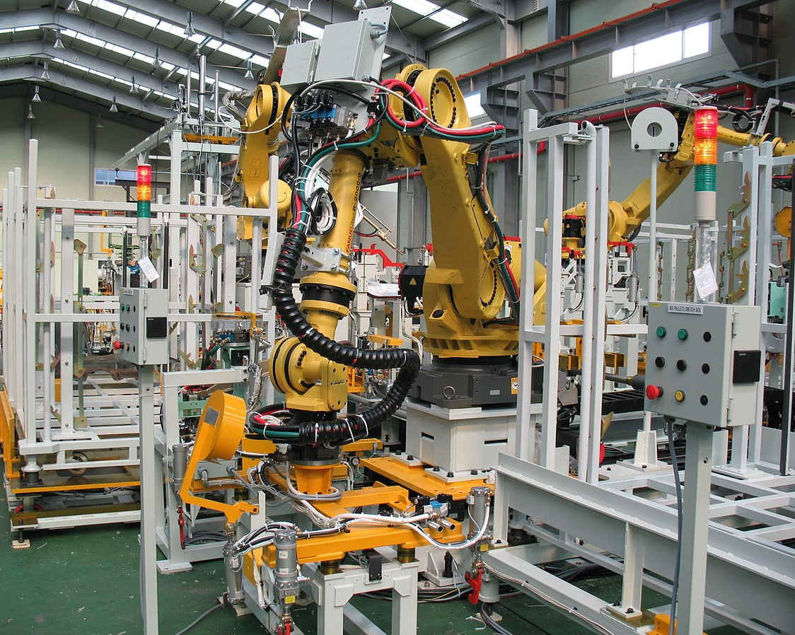 asset management зroduction equipment