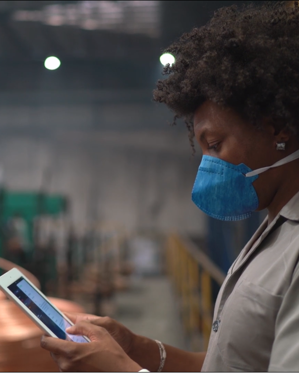 Microsoft Cloud for Manufacturing Workforce transformation