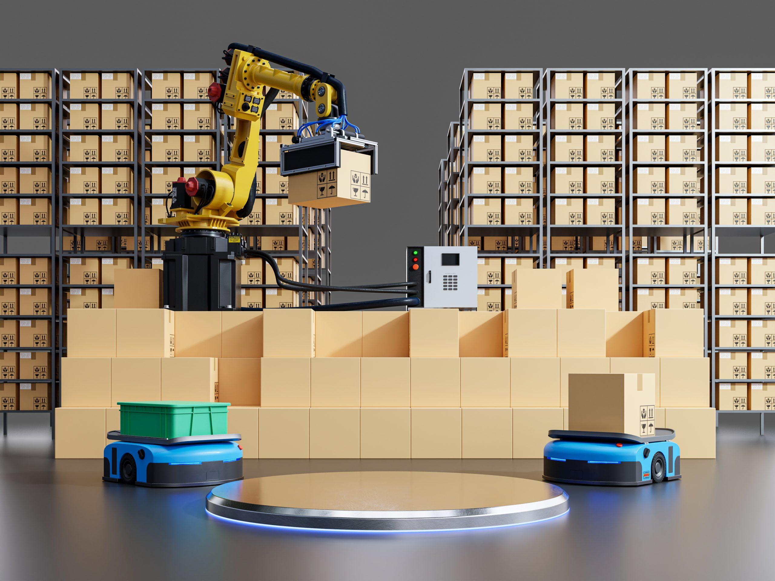 Dynamics 365 Warehouse Management System